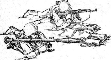 стрельба из рпг-7 инструкция - фото 4